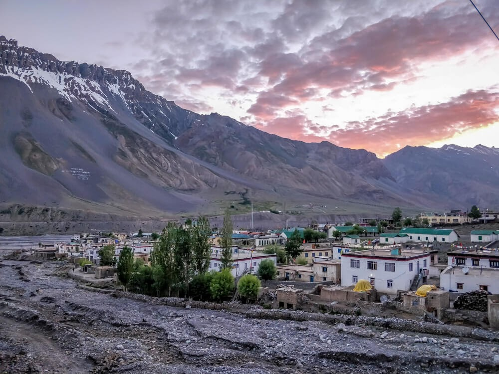 kaza+village+spiti+pictures+Spiti+valley+himachal+india