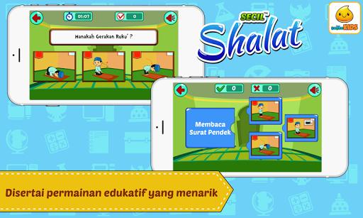 Belajar Shalat + Suara  screenshots 9