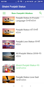 Download Ghaint Punjabi Status-Facebook Punjabi Status App APK