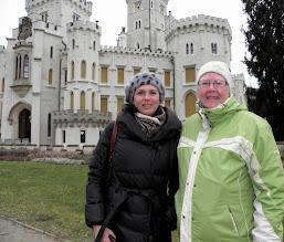 Photo: Our guide Karolina