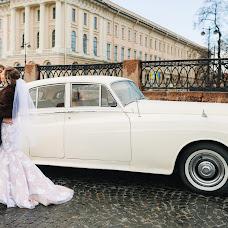Wedding photographer Andrey Vorobev (andreyvorobyev). Photo of 01.11.2016