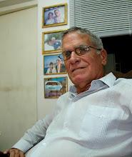 Photo: oscar espinosa chepe, a cuban dissident. tracey eaton photo.