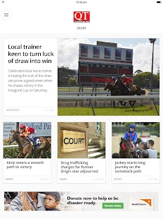 Ipswich Queensland Times - náhled