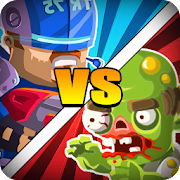 Download Game Game SWAT vs ZOMBIES - Free Defense Strategy Game 2020 v1.08 MOD - One Shoot Kill | God Mode APK Mod Free