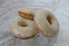Vanilla Bean Donuts