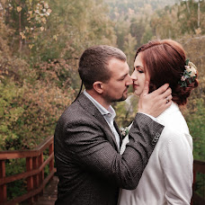 Wedding photographer Lidiya Beloshapkina (beloshapkina). Photo of 25.01.2018
