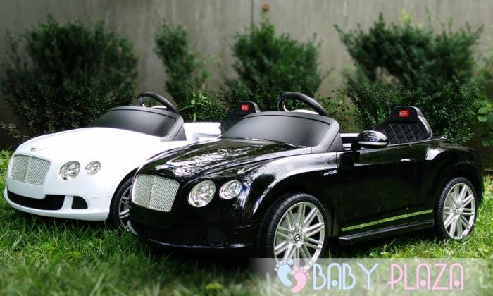 Siêu xe oto điện trẻ em Bentley 82100 1