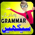 Learn English Grammar in Urdu icon