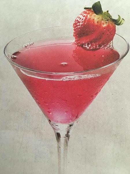 Love Martini Recipe