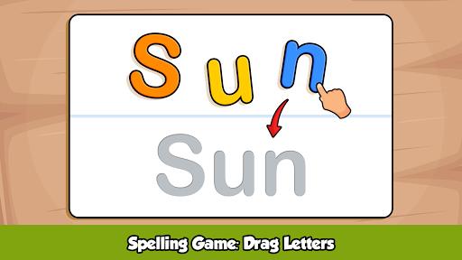 ABC Games - Letter Learning for Preschool Kids screenshots 3