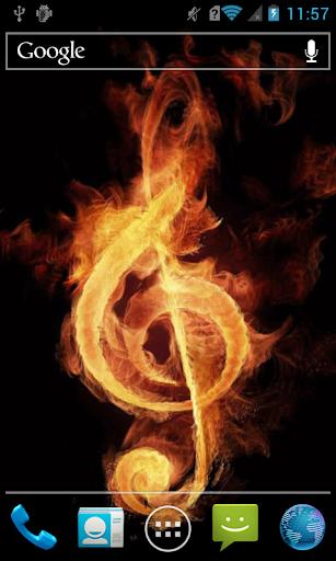 Fiery tune LWP
