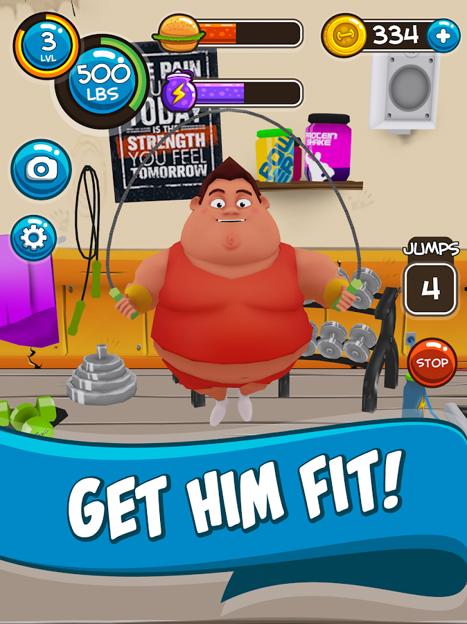 Fit the Fat 2- screenshot