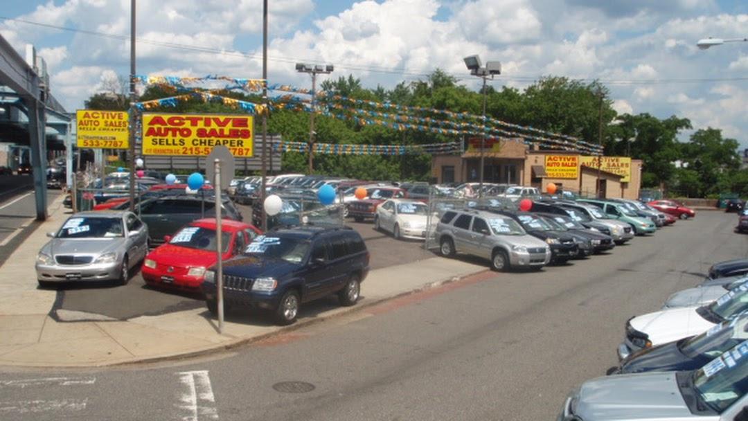 Active Auto Sales >> Active Auto Sales Of Philadelphia Used Car Dealer