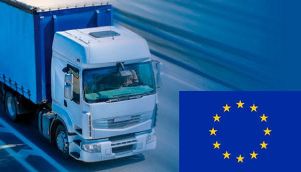 Автоперевозки из Европы