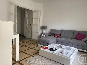 Appartement meublé 2 pièces 47,71 m2
