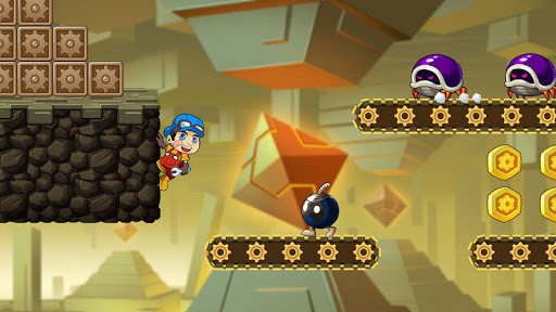 Super Machino go: world adventure game apktram screenshots 3