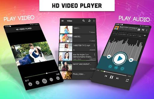 HD Video Player 4.3 screenshots 1