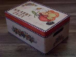 Photo: wooden box for kids 15