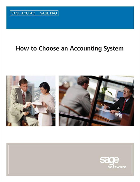 How to Select The Right Accounting and Business Management Software. Source: Sage Software