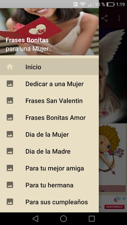Frases Bonitas Para Una Mujer Android приложения Appagg