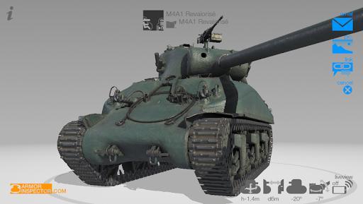 Armor Inspector - for WoT 3.5.1 screenshots 1
