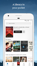 Amazon Kindle APK screenshot thumbnail 2