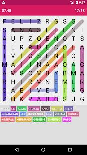 Download Sopa de Letras del Evangelio For PC Windows and Mac apk screenshot 2