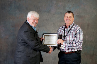 Photo: 1-Year Safety Award | Hanson Aggregates - Scott County Quarry, Roger Hawkins