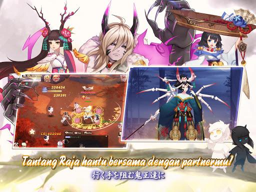 Scroll of Onmyoji: Sakura & Sword 19.1.6 screenshots 15