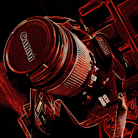 Canon EOS600D Artwork by Dennis Agusdianto - Products & Objects Technology Objects