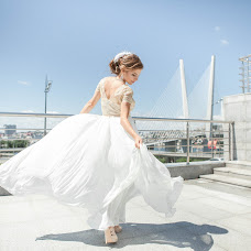 Wedding photographer Irina Kirienko (moonk). Photo of 03.09.2017
