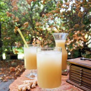 Lemongrass Ginger Barley Tea.