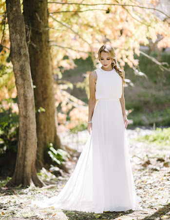 Toulouse Wedding Dress - Wendy Makin French Collection