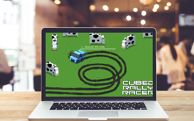 Cubed Rally World HD Wallpapers Game Theme