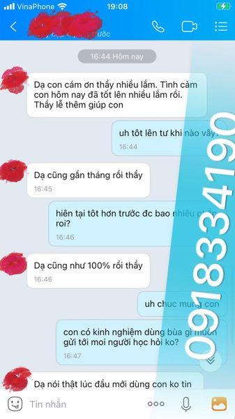 bùa yêu ở Điện Biên