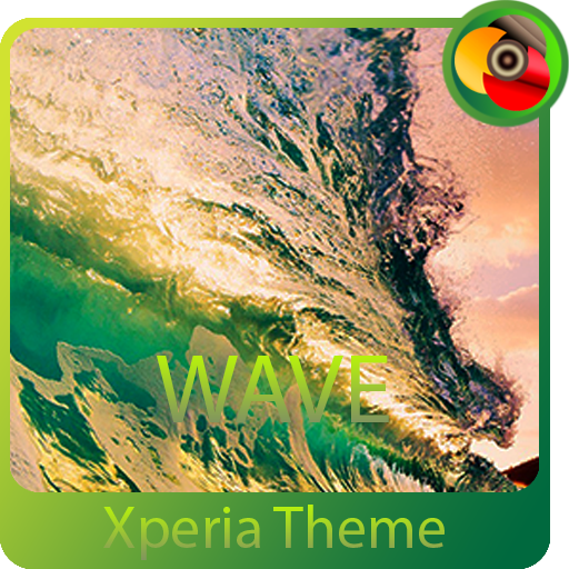 wave | Xperia™ Theme
