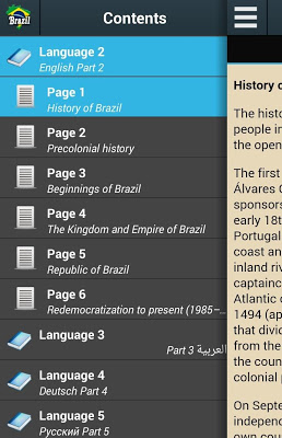 History of Brazil - screenshot