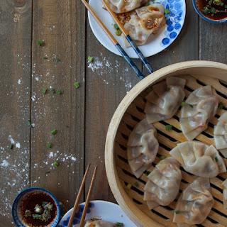 Korean Dumplings (Mandu)