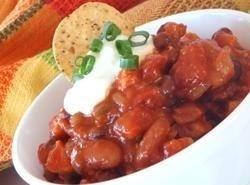 Main Line Chicken Chili Recipe