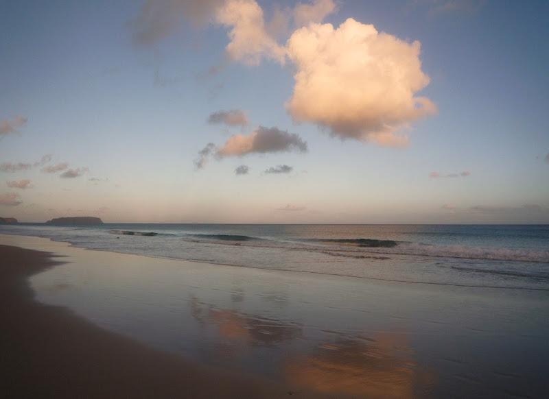 Tramonto sull'oceano a Porto Santo di annabus58