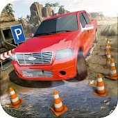 Parking Prado Mountain Adventure: Offroad Games
