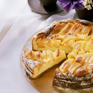 Fruity Cream Cheese Gateau