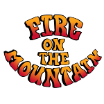 Logo of Fire on the Mountain Buffalo Wings Red Hornet