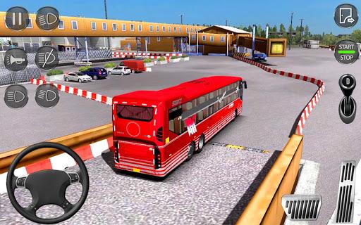 Euro Coach Bus Simulator 2020 : Bus Driving Games screenshots 17