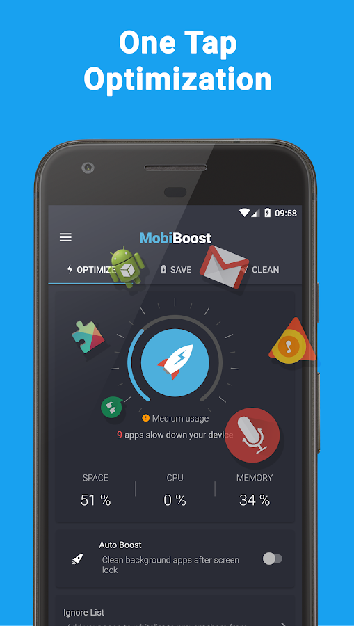 Power Boost Suite- screenshot