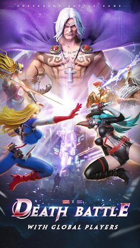 X-HERO: Idle Avengers 1.0.11 screenshots 1
