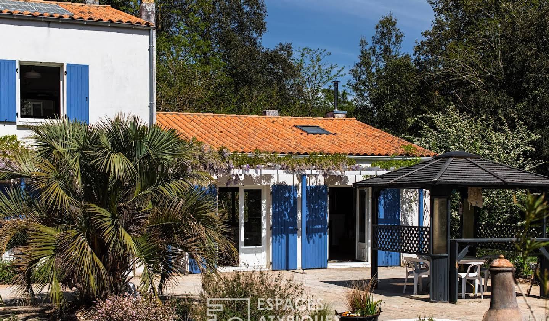 Maison avec piscine et terrasse Le Grand-Village-Plage