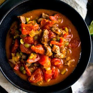 Lamb Chili With Lentils