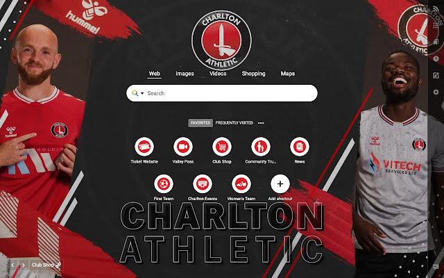 Charlton Athletic Homepage