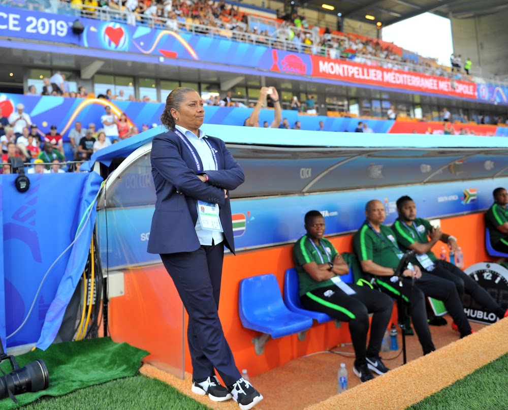 'We showed at the World Cup we can compete with the best'' says Banyana coach Ellis